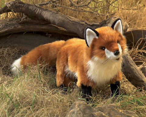 Red Fox Puppet