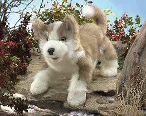 Wolf Pup Puppet