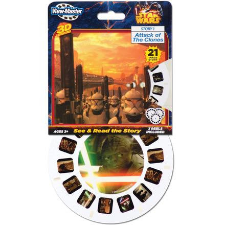 ViewMaster - Star Wars Reel Set