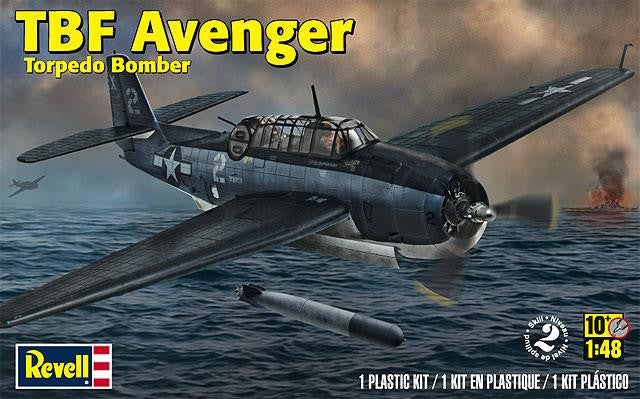 TBF Avenger Torpedo Bomber kit for sale online in Canada at Jesters