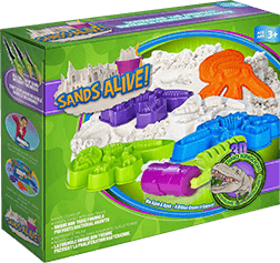 Sands Alive Dino Kingdom