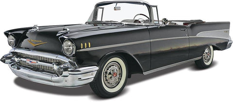 1/25 '57 Chevy® Convertible Plastic Model Kit