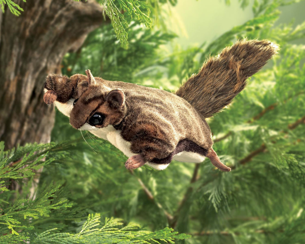 Flying Squirrel Hand Puppet