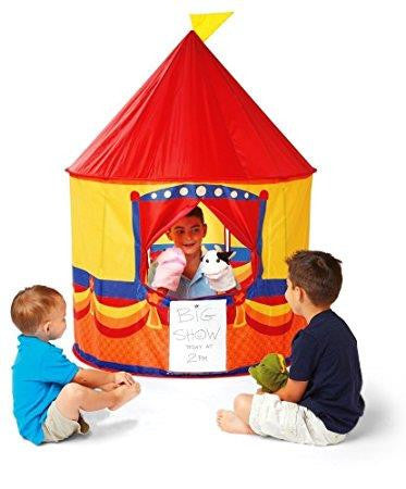 Pop-Up Theatre Tent