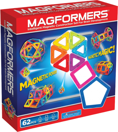 Magformers 62 piece Extreme Set