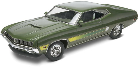 1/25 '70 Ford Torino GT 2 'n 1 Plastic Model Kit