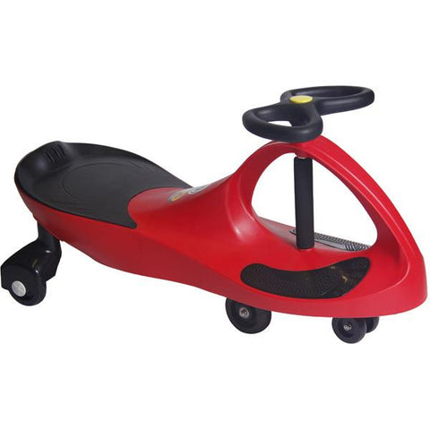 Plasma Car ~ Red & Black