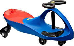 Plasma Car ~ Blue & Red