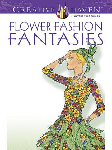 Flower Fashion Fantasy