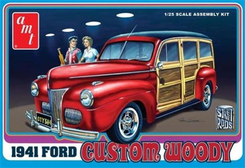 '41 Ford Custom Woody