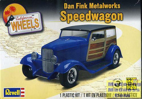 Dan Fink Metalworks Speedwagon