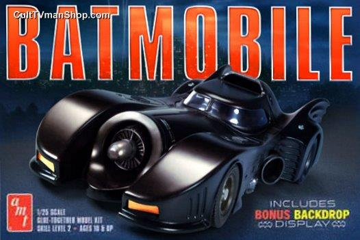 '89 Batmobile @ https://www.jestersfunfactory.net/