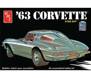 '63 Corvette Sting Ray @ https://www.jestersfunfactory.net/