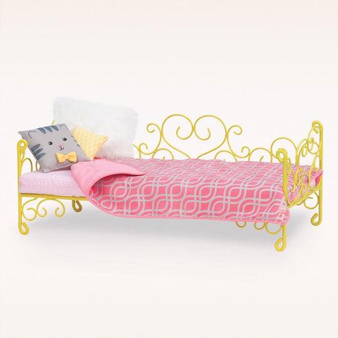 Our Generation ~ Scrollwork Bed
