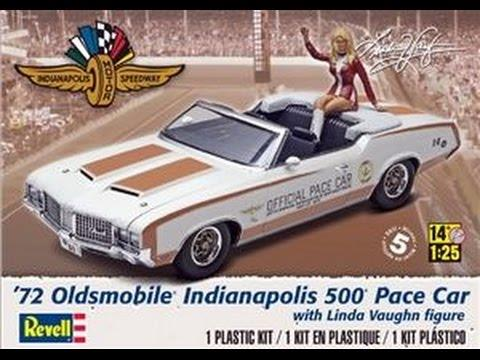 '72 Oldsmobile Indi 500 Pace Car