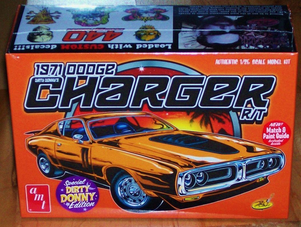 '71 Carger Dirty Donney @ https://www.jestersfunfactory.net/