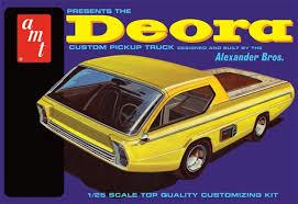 Deora Custom Pickup Truck