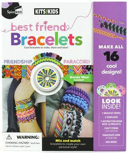 Best Friends Bracelets Kit @ https://www.jestersfunfactory.net/