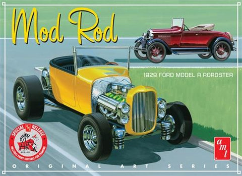 '29 Ford Model A Roadster Double Kit