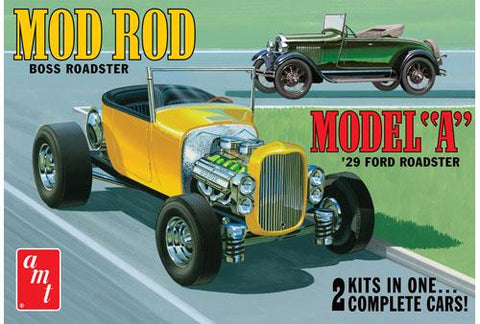 '29 Ford Roadster 2 in 1