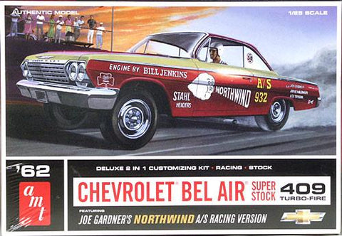 '62 Chevy Bel Air Super Stock 409