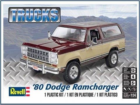 '80 Dodge Ramcharger