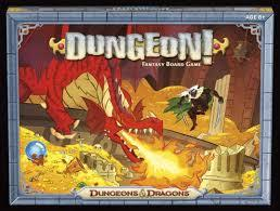 D&D Dungeons Board Game
