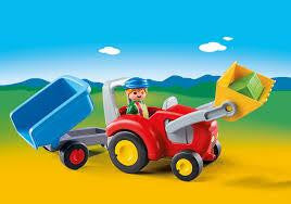 1.2.3 Tractor with Trailer