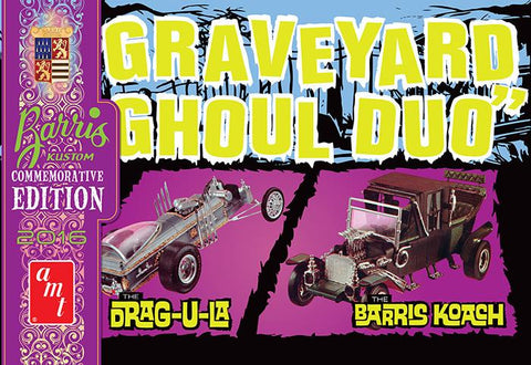 Grave Yard Ghoul Duo