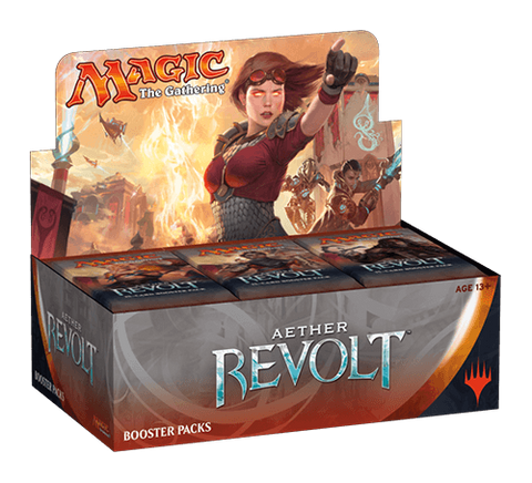 Magic The Gathering ~ Aether Revolt Booster