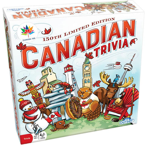 Canadian Trivia 150th Edition