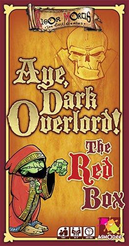 Aye, Dark Overlord! The Red Box