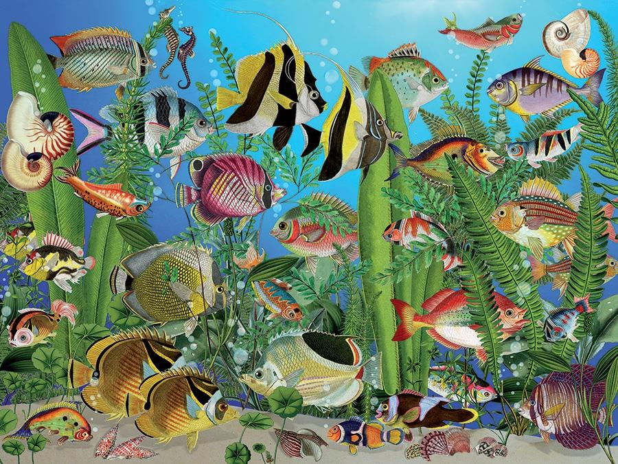 Aquarium 275pc @ https://www.jestersfunfactory.net/