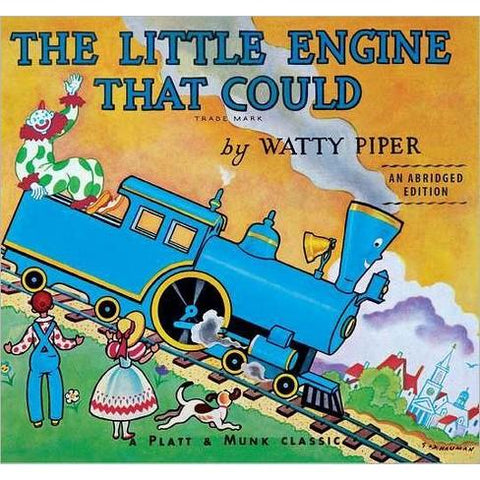 The Little Engine That Could - by Watty Piper