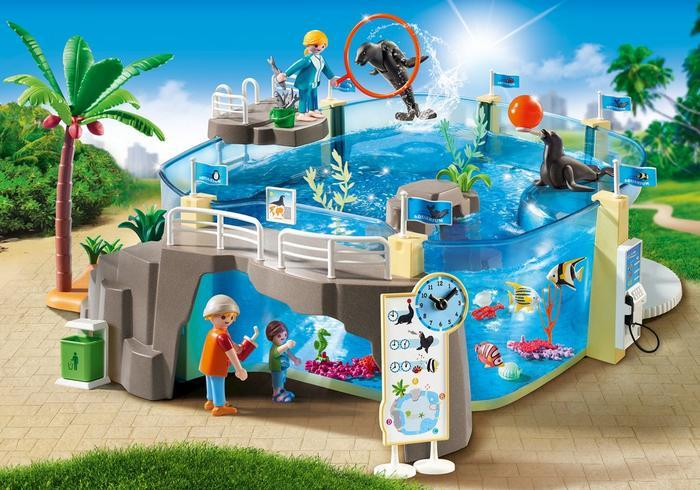 Aquarium @ https://www.jestersfunfactory.net/