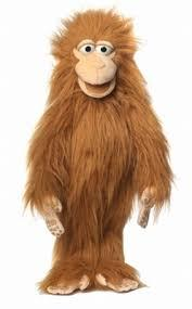 "Silly Puppet 28"" Monkey"