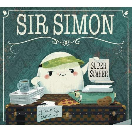 Sir Simon Super Scarer - by Cale Atkinson