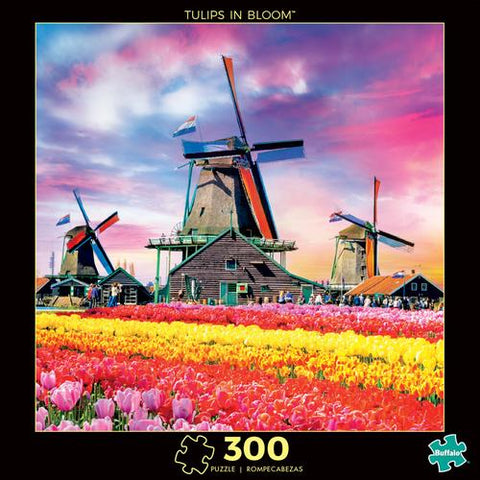 Tulips in Bloom 300pc