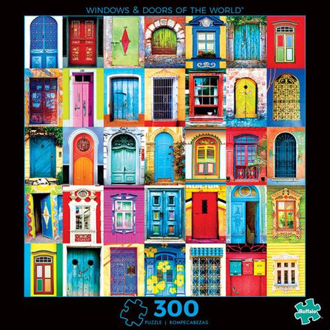 Windows & Doors of the World 300pc