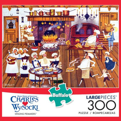 Singing Piemakers 300pc