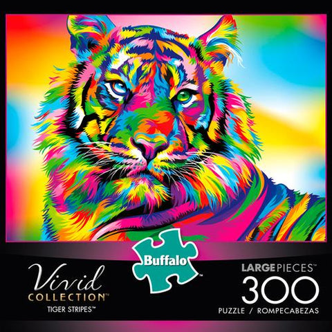 Tiger Stripes 300pc