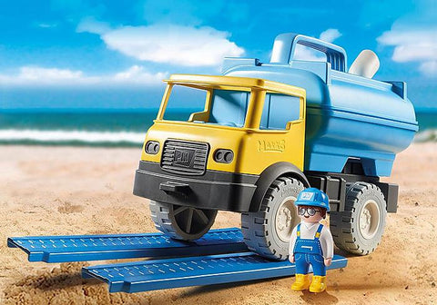 Water Tank Truck Sand Toy