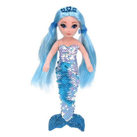 Indigo Sequins Mermaid Medium