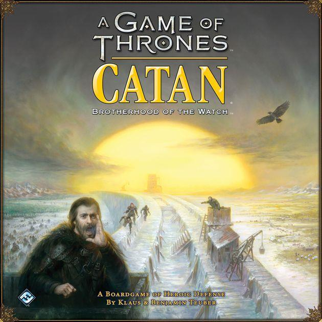 Game of Thrones Catan: Brotherhood of the Watch @ https://www.jestersfunfactory.net/