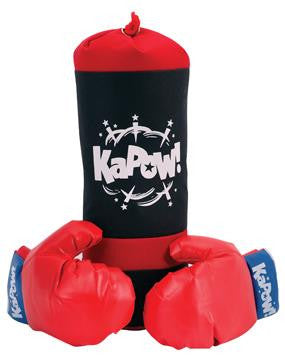 KAPOW Punching Bag