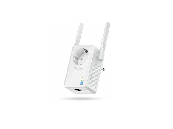 EXTENDER WIRELESS FREQUENZA 2,4 GHz 802.11CONNESSIONE FINO A 300 Mbps
