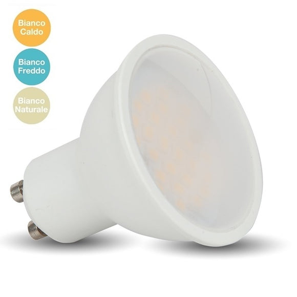 V-TAC LAMPADINA LED  GU10 5W FARETTO SPOTLIGHT