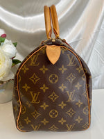 Louis Vuitton Speedy 30 Brown Monogram Canvas