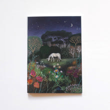 Load image into Gallery viewer, Unicorn notebook