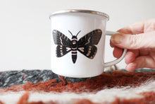 Load image into Gallery viewer, Death head hawk moth mug